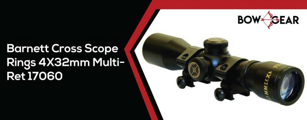 Barnett-Cross-Scope-Rings-4X32mm-Multi-Ret-17060