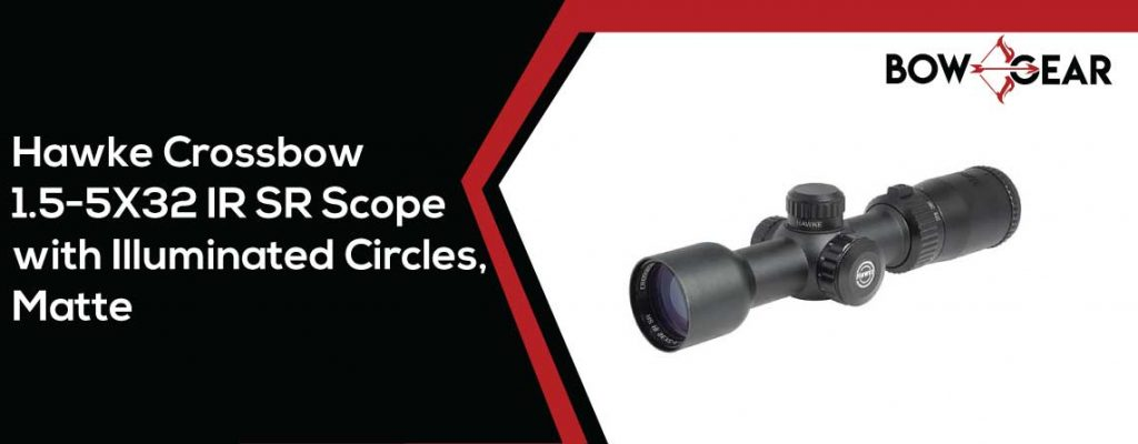 Hawke-Crossbow-1.5-5X32-IR-SR-Scope-with-Illuminated-Circles,-Matte