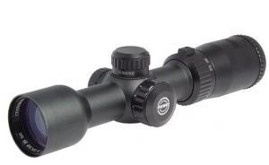 Hawke Crossbow 1.5-5X32 IR SR Scope with Illuminated Circles, Matte
