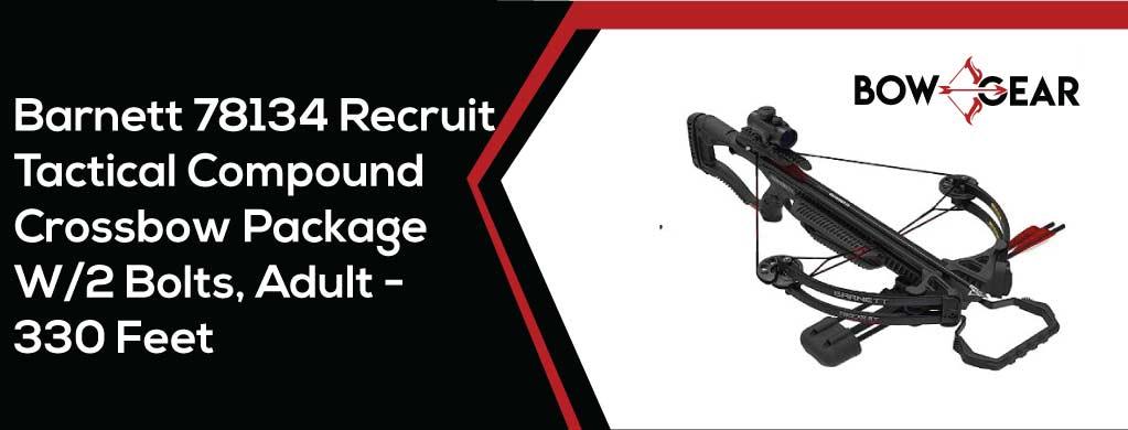Barnett Recruit Compound Crossbow 2