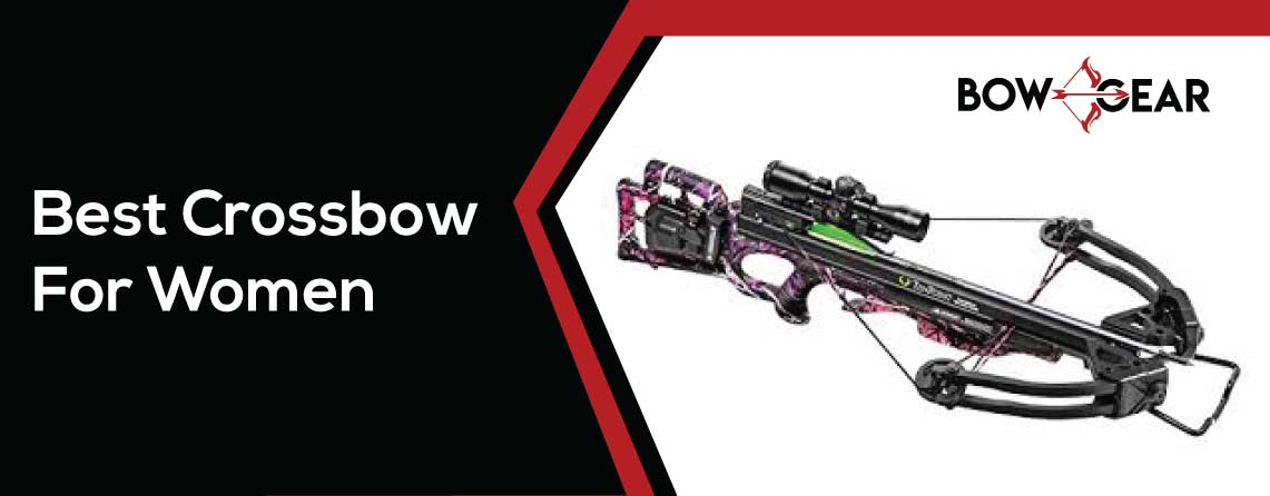 Best Crossbow for Women Review