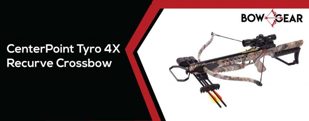CenterPoint-Tyro-4X-Recurve-Crossbow