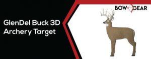 GlenDel-Buck-3D-Archery-Target