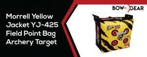 Morrell-Yellow-Jacket-YJ-425-Field-Point-Bag-Archery-Target