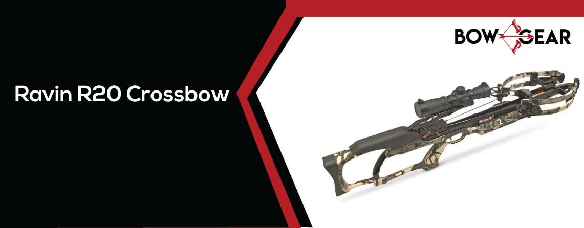 Ravin R20 - Best Compound Crossbow