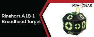 RinehartA-18-1-Broadhead-Target