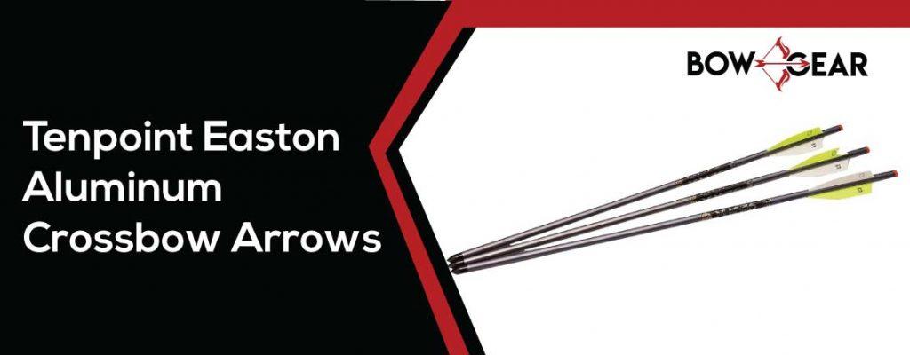 Tenpoint-XX75-Magnum-20-Inch-2219-Easton-Aluminum-Crossbow-Arrows