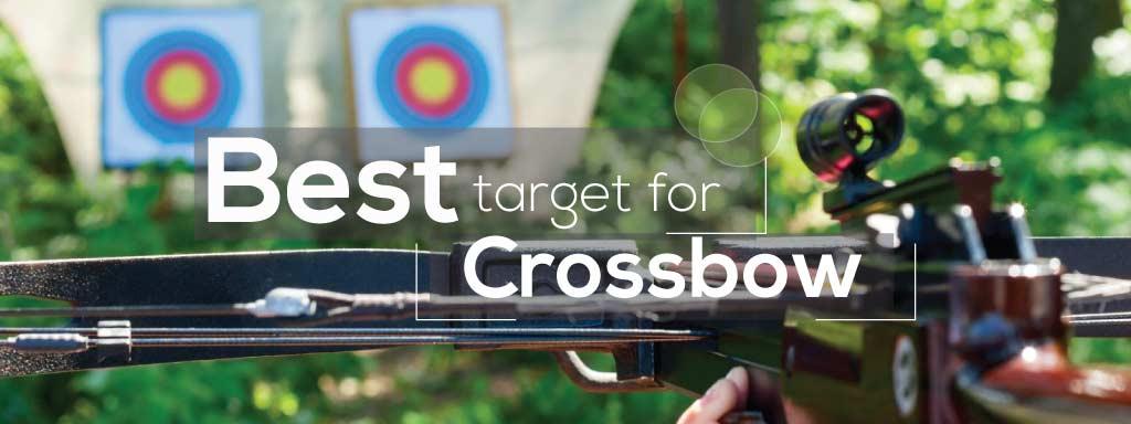 best target for crossbow