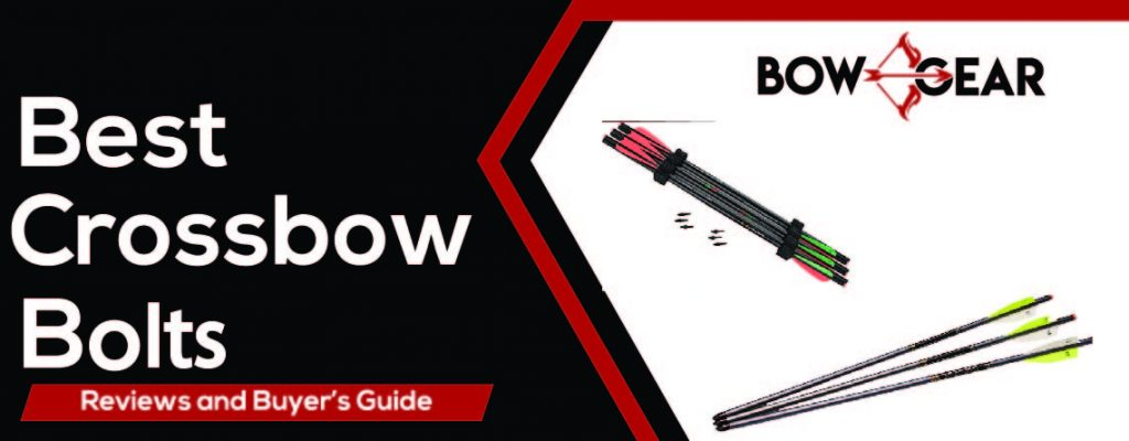 best crossbow bolts