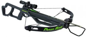Parker Bushwacker Crossbow Pkg, 4x MR Scope