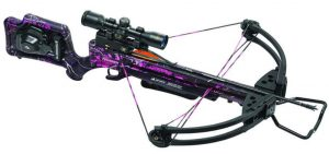 Wicked Ridge by TenPoint Crossbows Lady Ranger Crossbow Package