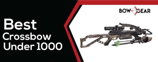 best crossbow under 1000