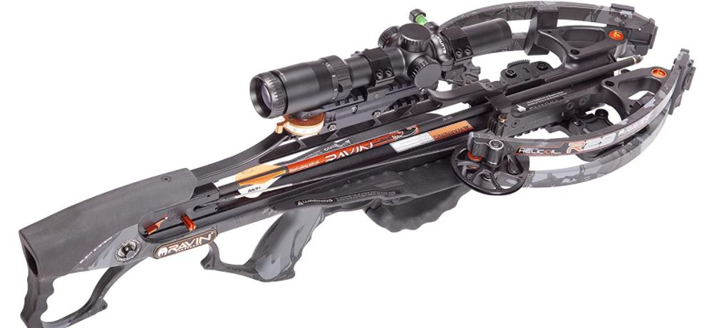 Ravin R29 Sniper Crossbow Package R030 With HeliCoil Technology