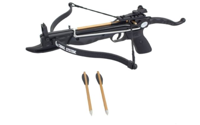 Southland Archery Supply Prophecy 80 Pound Self-Cocking Pistol Crossbow